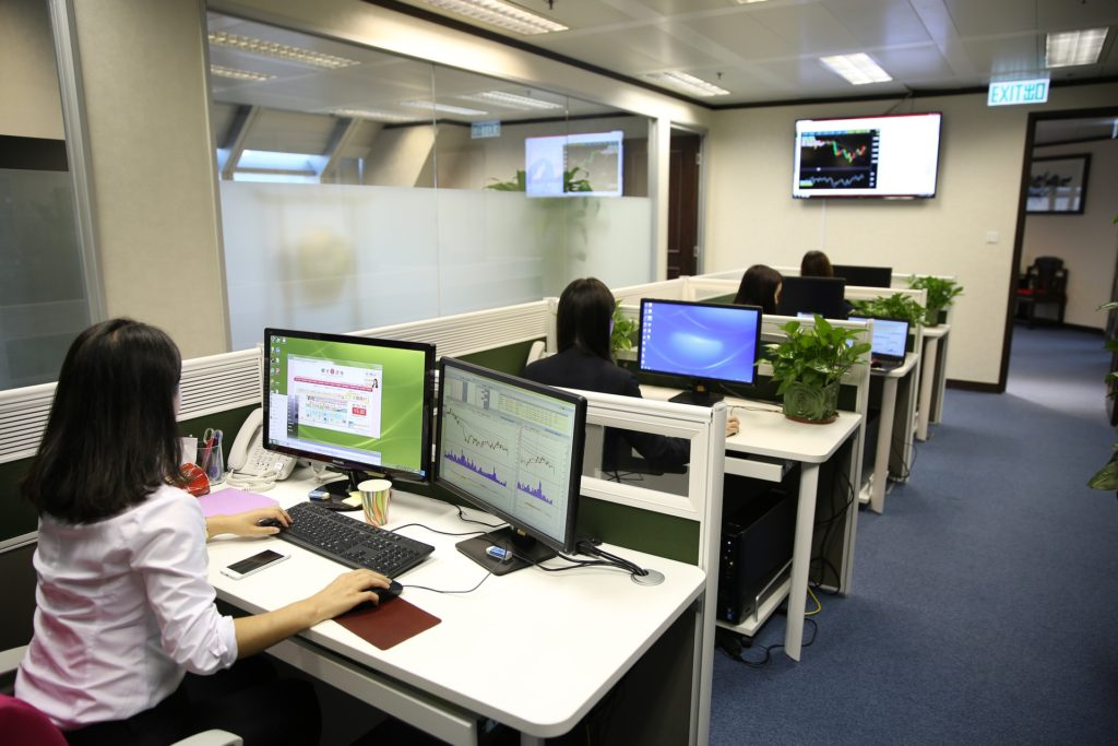Business Cubicles for Cybersecurity Services