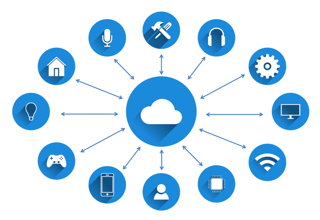 Internet Cloud Storage
